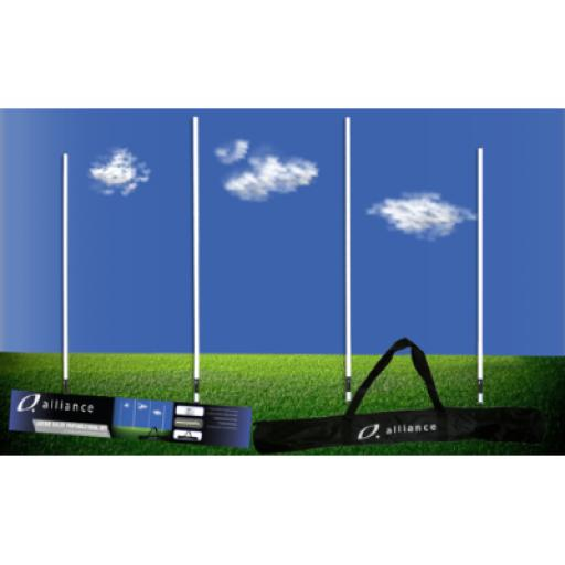 FOOTBALL GOAL SET PORTABLE