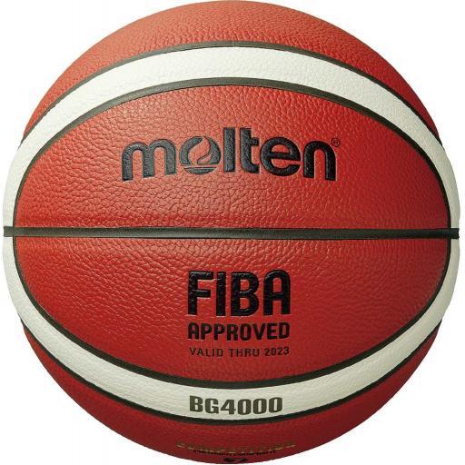 MOLTEN BG4000 SERIES GAME BALL