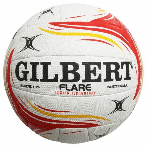 GILBERT FLARE NETBALL