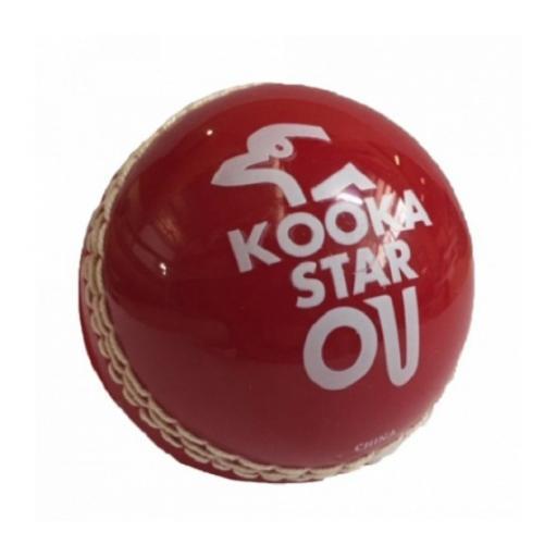 KOOKABURRA STAR CRICKET BALL