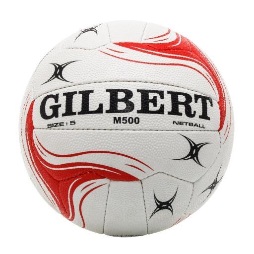 GILBERT M400/500 NETBALL