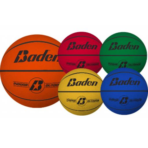 Baden rubber basketball size 7 , 6, 3.png