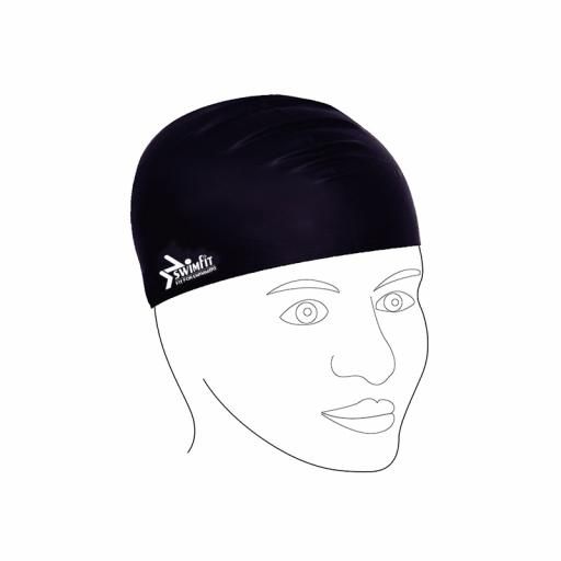 SWIMFIT SWIMMING CAP LATEX
