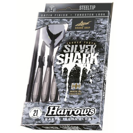 SILVER SHARK DARTS