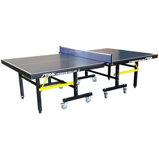 STIGA PREMIUM ROLLER ITTF INDOOR TABLE