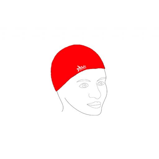 SWIMFIT SILICONE CAP SENIOR