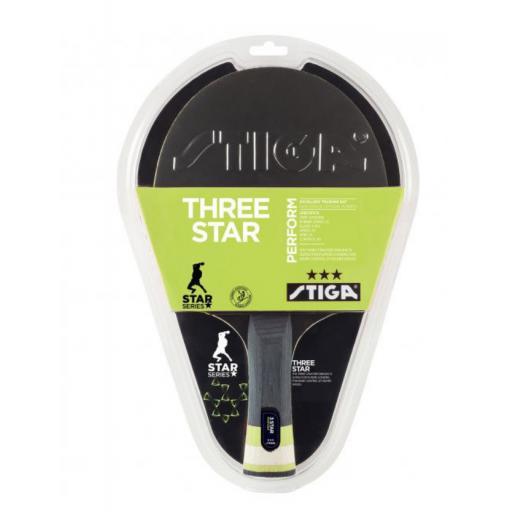 STIGA 3 STAR PERFORM BAT