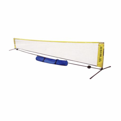 WISH MINI TENNIS NET SYSTEM - 5M X 85CM