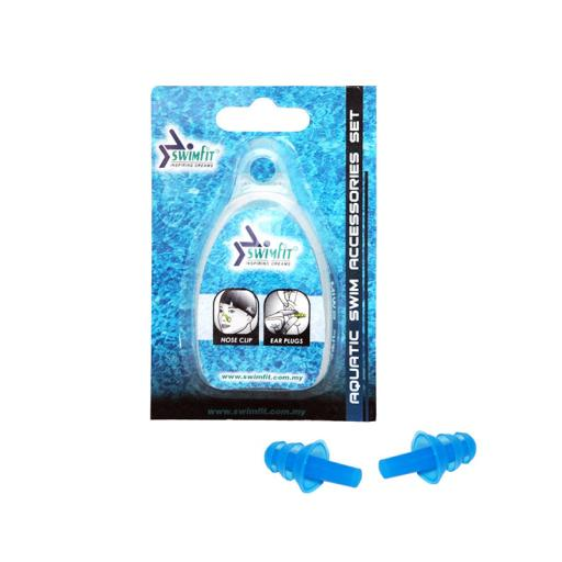 SWIMFIT AQUATIC EAR PLUGS