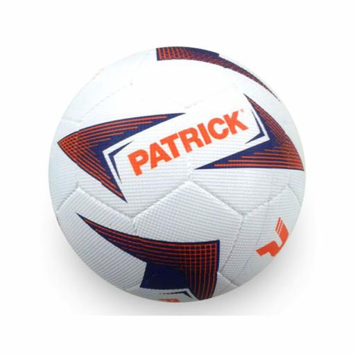 PATRICK MOULDED RUBBER FOOTBALL
