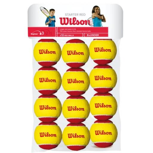 WILSON MODIFIED TENNIS BALL ( PK12)