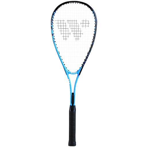 WISH SQUASH RACKET ALUMTEC 9901 - BLUE