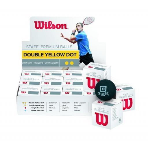 WILSON SQUASH BALL