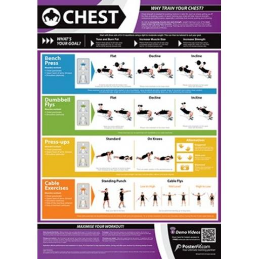 CHEST FITNESS CHART