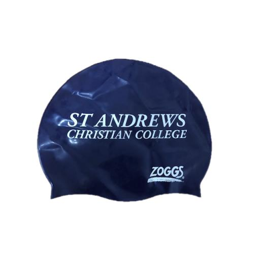 ZOGGS CUSTOM LATEX OR SILICONE SWIM CAP