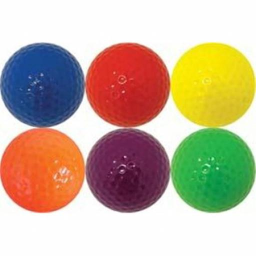 MINI GOLF SET BALLS