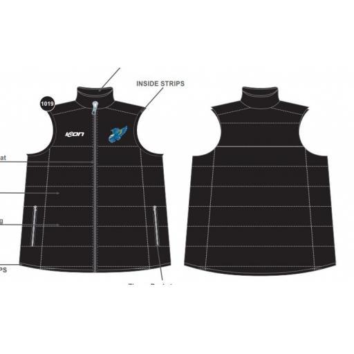 Glen Waverley Hawks FNC Vest