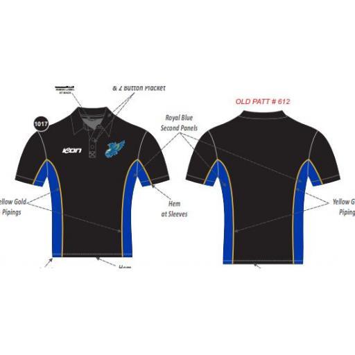 Glen Waverley Hawks FNC Polo