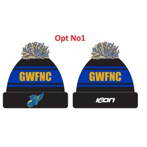 Glen Waverley Hawks FNC Beanie