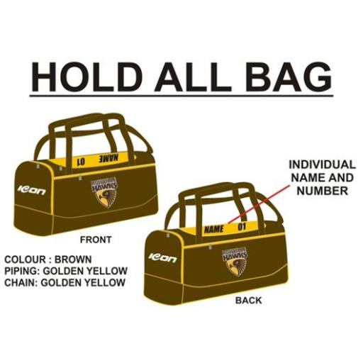 ROWVILLE FNC ALL IN ONE BAGS