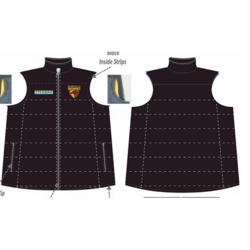 Rowville FNC Vests