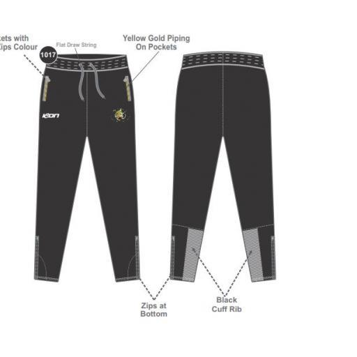 UPWEY TECOMA FNC CLUB PANTS