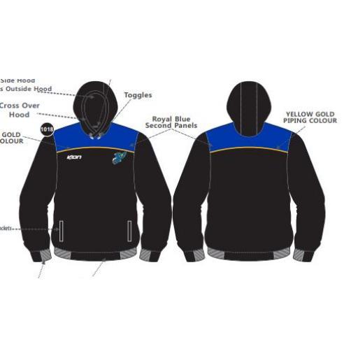Glen Waverley Hawks FNC hoodie