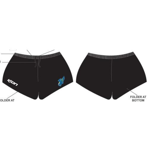 Glen Waverley Hawks FNC Running Shorts
