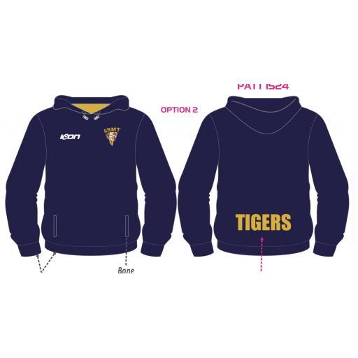 ST Bedes Mentone Tigers FC Hoodie