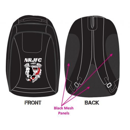 NRJFC Backpacks