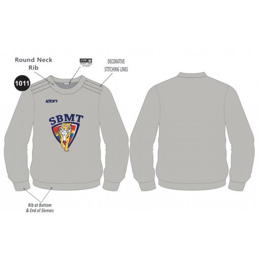 ST Bedes Mentone Tigers FC Crew Jumpers