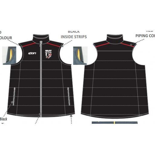 NRJFC Puffy Vest