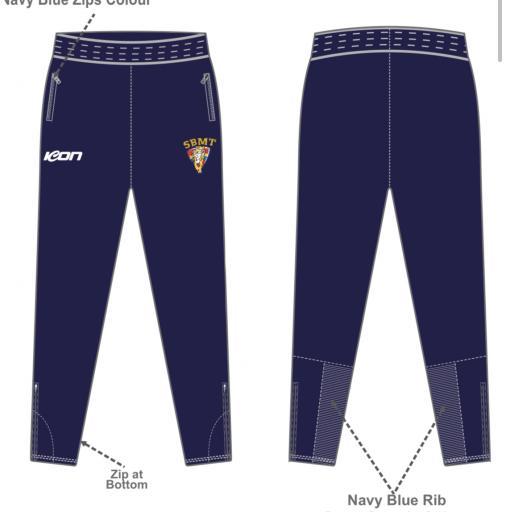 ST Bedes Mentone Tigers FC Pants