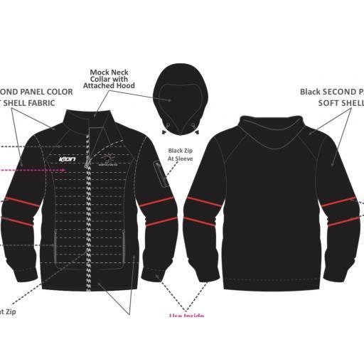 Hampton Park FNC Subzero Jacket