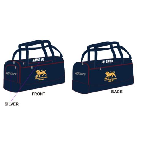 CPLJFC PLAYERS BAG