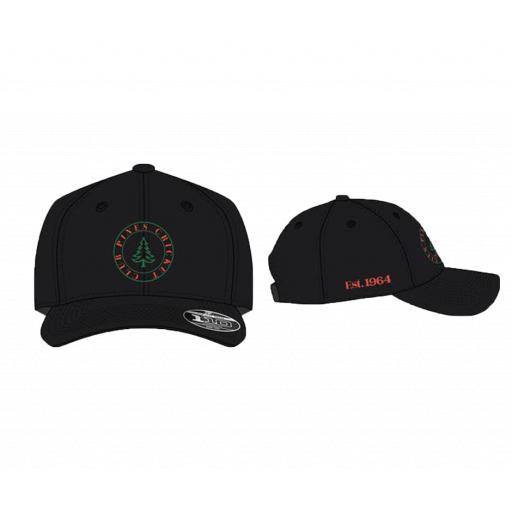 PINES CC FLEXIFIT CLUB CAP